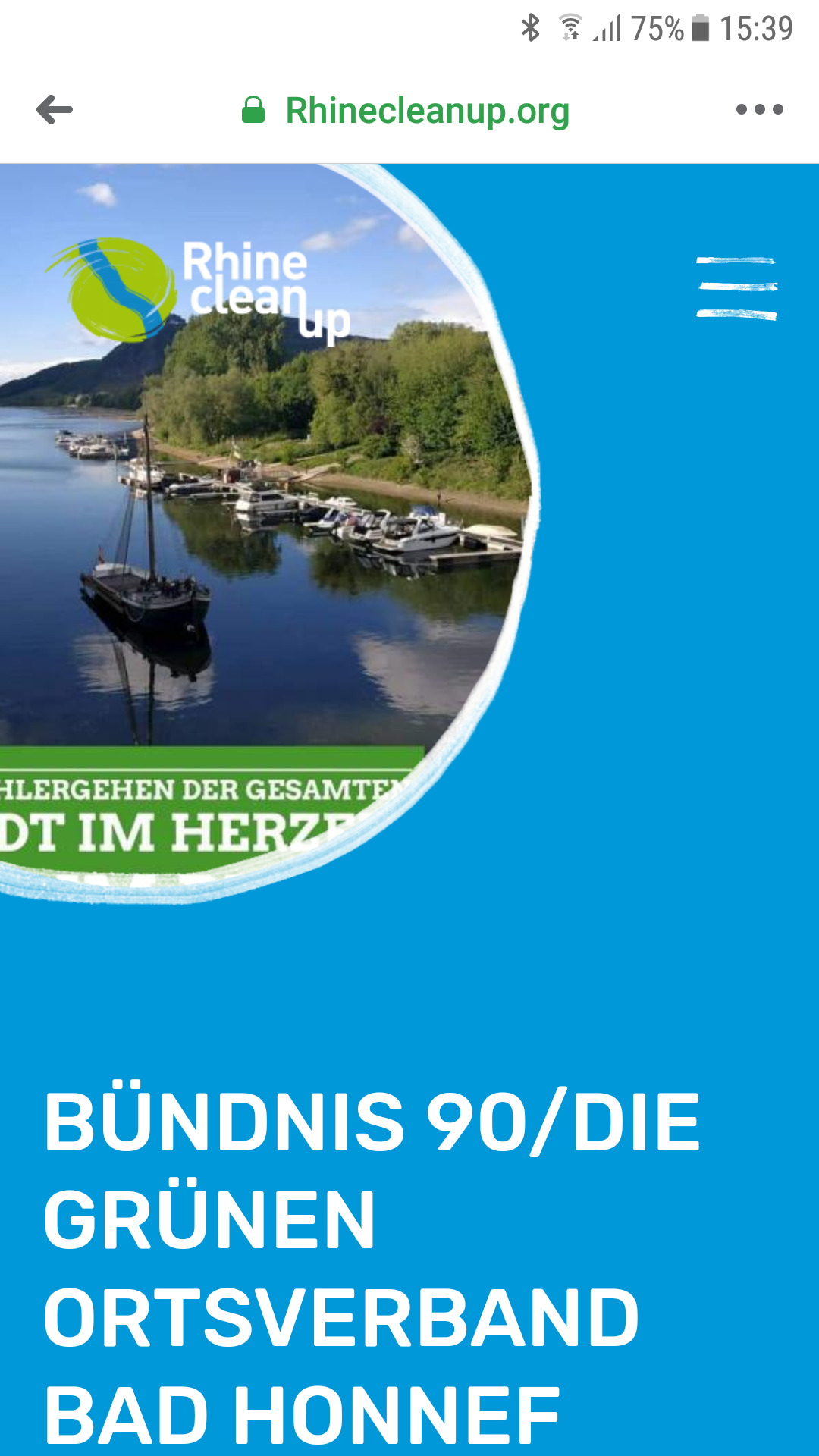 RhineCleanUp